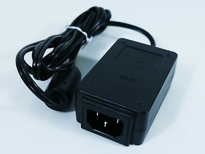 Genuine Sino-American SA124C-12V AC Adapter 2-Pin for Dell SonicWall, OEM