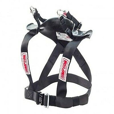 Simpson Hybrid Sport Kinder / Youth / Frontal Head Restraint Hans-System Sfi