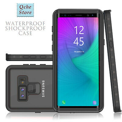For Samsung Galaxy Note 9 Waterproof Case Shockproof Dirtproof Fully Sealed