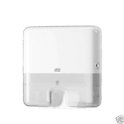 Tork 552100 Xpress Multi-Fold Mini Hand Towel Dispenser H2 System White E2T