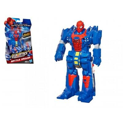 The Amazing Spider-Man, Flip and Attack, Spiderman - Truck, Hasbro 37317