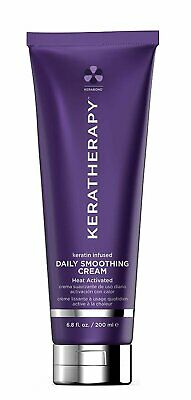 KERATHERAPY Daily Smoothing Cream, 6.8 Fluid Ounce, PACK OF 1