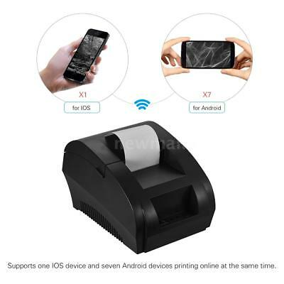 58MM BLUETOOTH 4 0 Android 4 0 POS Receipt Thermal Printer