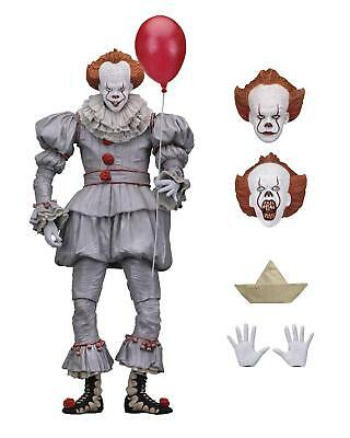 Steven King's IT The Movie 2017 - PENNYWISE Ultimate Actionfigur 18cm - NECA OVP