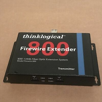 Thinklogical Firewire 800 Extender Transmitter - IEEE-1394b Fiber Optic