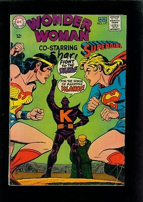 Wonder Woman 177 GD/VG 3.0