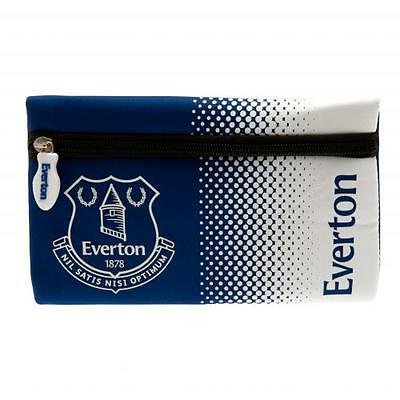 Everton FC Official Crested Neoprene School Pencil Case Present Gift
