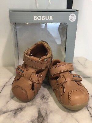 Bobux Girls Sandals - Step Up First Walker