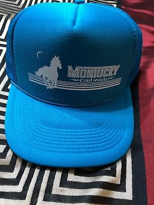 Montucky Cold Snacks - Adjustable Snapback Ball Cap Hat!