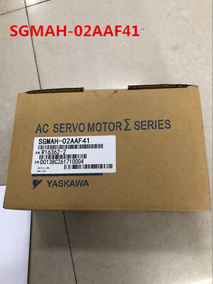 Yaskawa Sgmah-02Aaf41 Sgmah02Aaf41 New In Box
