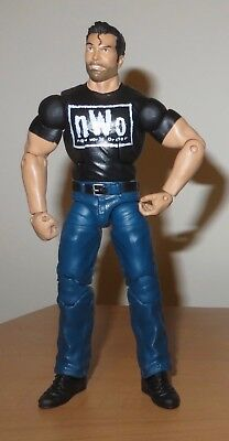"""WWE Elite Collection Flashback Syxx Exclusive Wrestling Figure New 6.5/"""" Tall"""