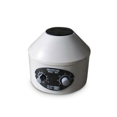 Electric Centrifuge Machine Lab Medical Equipment Practice 4000r/min 220v UK