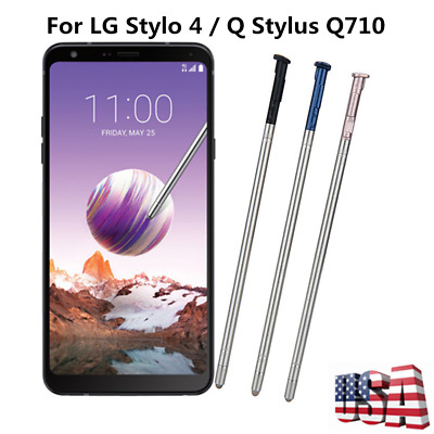 "For LG Stylo 4 / Q Stylus Q710 Q710MS Q710CS 6.2"" Touch Stylus S Pen Replacement"