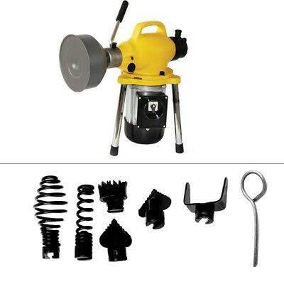 7Pcs 16mm Manganese Steel Drain Cleaner Combination Cutter Head Set For Dredger