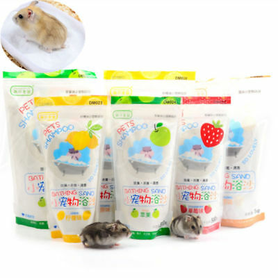 500G Bathroom Type Hamster Rabbit Pet Dedicated Sterilizing Bath Sand 4 kinds