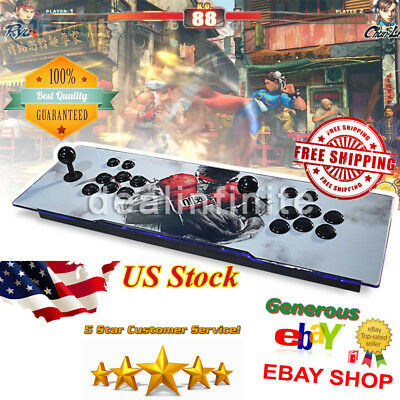 1388 In 1 Pandora Box 5S Double Stick Arcade Console Joystick Video Game Gifts