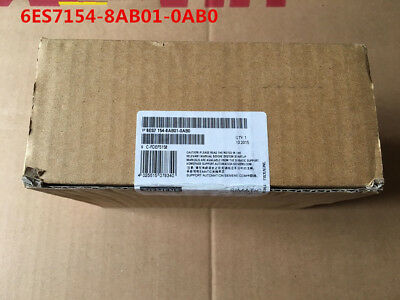 Siemens 6Es7154-8Ab01-0Ab0 6Es7 154-8Ab01-0Ab0  New In Box