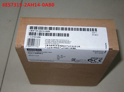 Siemens 6Es7315-2Ah14-0Ab0 6Es7 315-2Ah14-0Ab0 New In Box