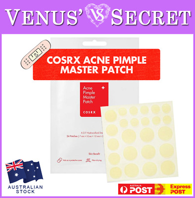 COSRX Acne Pimple Master Patch (24 Patches) Clear Fit Blemish Control AU STOCK