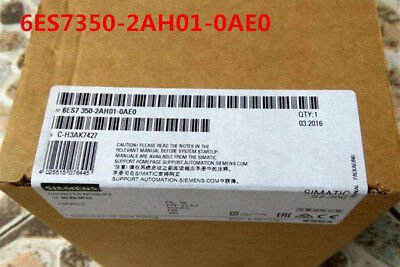 Siemens 6Es7350-2Ah01-0Ae0 6Es7 350-2Ah01-0Ae0 New In Box