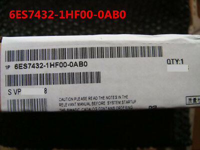 Siemens 6Es7432-1Hf00-0Ab0 6Es7 432-1Hf00-0Ab0 New In Box