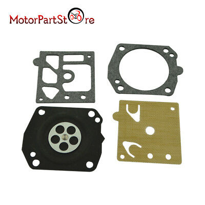 Carburettor Kit Fits HUSQVARNA 262 262XP 450 525 2054 2055 245 340 345 346