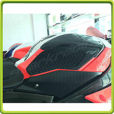 YAMAHA YZF R1 2015 2016 2017 Tank Traction Side Pad Gas Fuel Knee Grip Decal