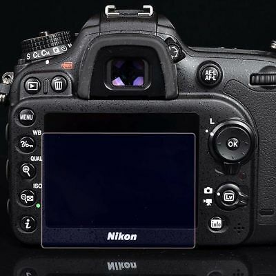 3PCS 9H Tempered Glass for Nikon D7500 D7200 D7100 D600 LCD Screen Protector
