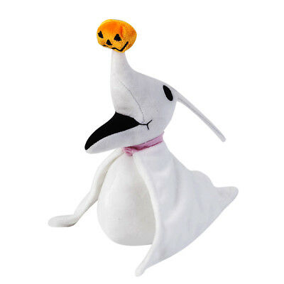 disney the nightmare before christmas zero plush doll stuffed toy halloween 8