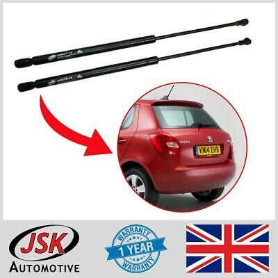 Boot Struts Pair for Skoda Fabia MK2 Hatchback 2006-2014 Gas Tailgate Lifters