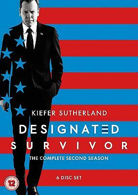 Designated Survivor -The Complete Second Season [2018] (DVD)