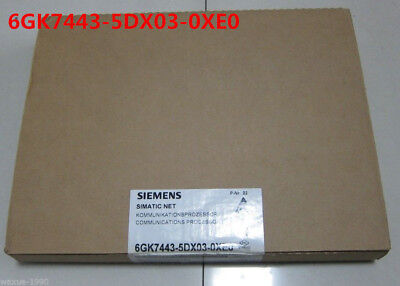 Siemens 6Gk7443-5Dx03-0Xe0 6Gk7443-5Dx03-0Xe0 New In Box