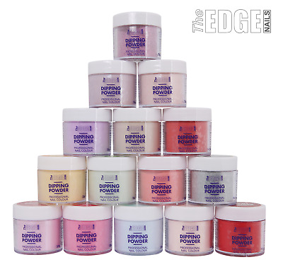 The Edge Nails 25g Quick Nails Acrylic Dipping Powder Long Lasting 15 - Colours