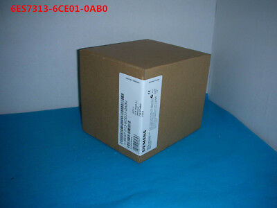 Siemens 6Es7313-6Ce01-0Ab0 6Es7 313-6Ce01-0Ab0 New In Box