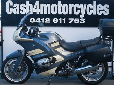 BMW R 1150 RS 2003 MODEL WITH ONLY 69,000 Ks STILL SOUNDS AS/NEW $5690