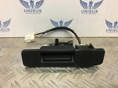 Genuine  Mercedes A-Class 2017 Rear Camera With Handle A1667600993 Oem