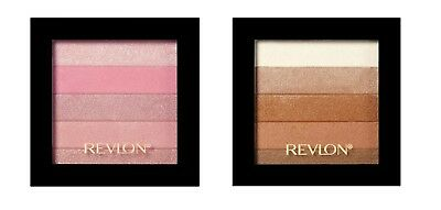 Revlon Highlighting Palette Rose Bronze Glow 020 030