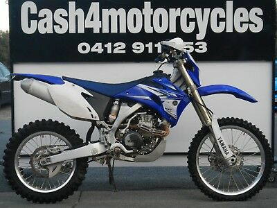 Yamaha Wr 450 2011 Model With Rec Rego Sounds And Rides Perfect  Only $5990