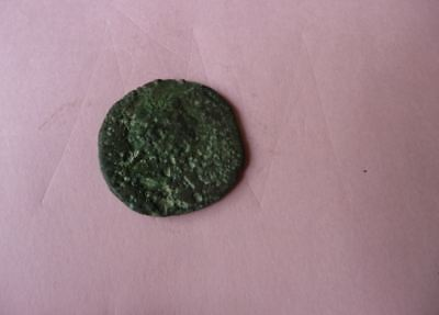 Roman emperor ancient large coin  1st-3rd ad,very rare