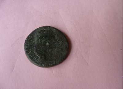 Roman emperor ancient large coin  1st-3rd ad,very rare #2
