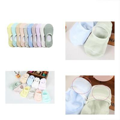 Toddler Boys Girls Thin No Show Cotton Low Cut White Socks Summer 10 Pack 2 6Y