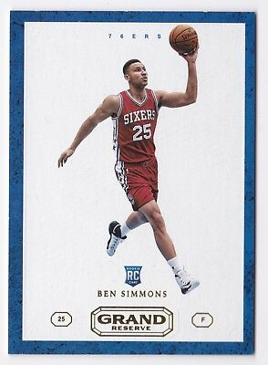 2016-17 Panini Grand Reserve Basketball base Pick Your Card Rookie SIMMONS
