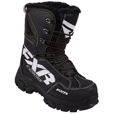 FXR - X-Cross Black Boots - 4