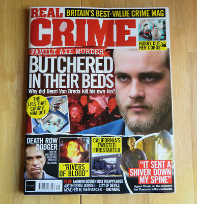 Real Crime Magazine.  Issue 040