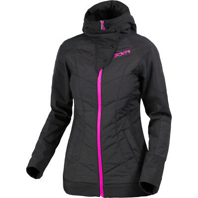 FXR - Alloy Black/Fuchsia Women Jacket - 4