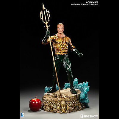 SIDESHOW DC Comics Aquaman Premium Format Figure Statue NEW SEALED
