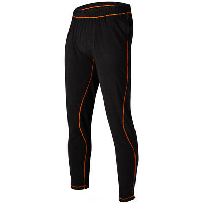 FXR - Pyro Thermal Black/Orange Men Pants - Small