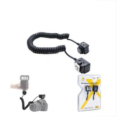 I Ttl Off Camera Shoe Flash Cord For Nikon Sc 28 Sc 29 D600 D7000 D7100 D800 New