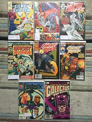 Silver Surfer, Fantastic Four, Ghost Rider, Galactus Bundle