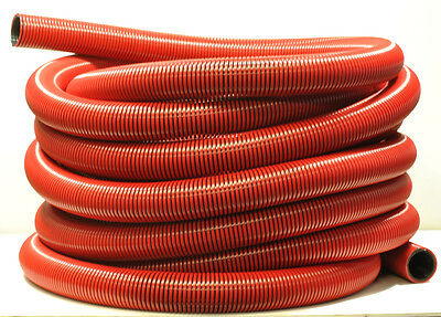"K1151 Generic Red Carpet Extractor Hose 1 1/2"" X 50'"